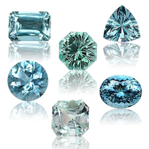 Beryl, Emerald, Aquamarine- Varieties,