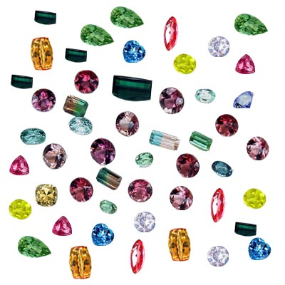 Colored Gemstones Guide